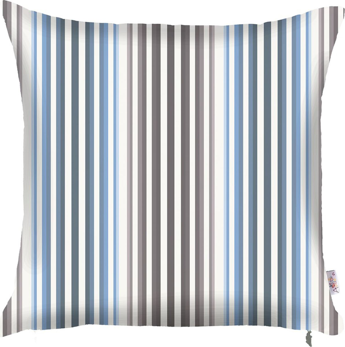 Чехол для декоративной подушки Apolena Blue collection, 43 х 43 см. P702-7910/1P702-7910/1