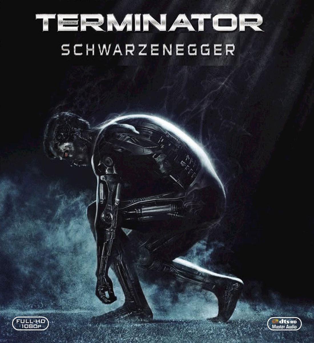 Терминатор (Blu-ray) цена 2017