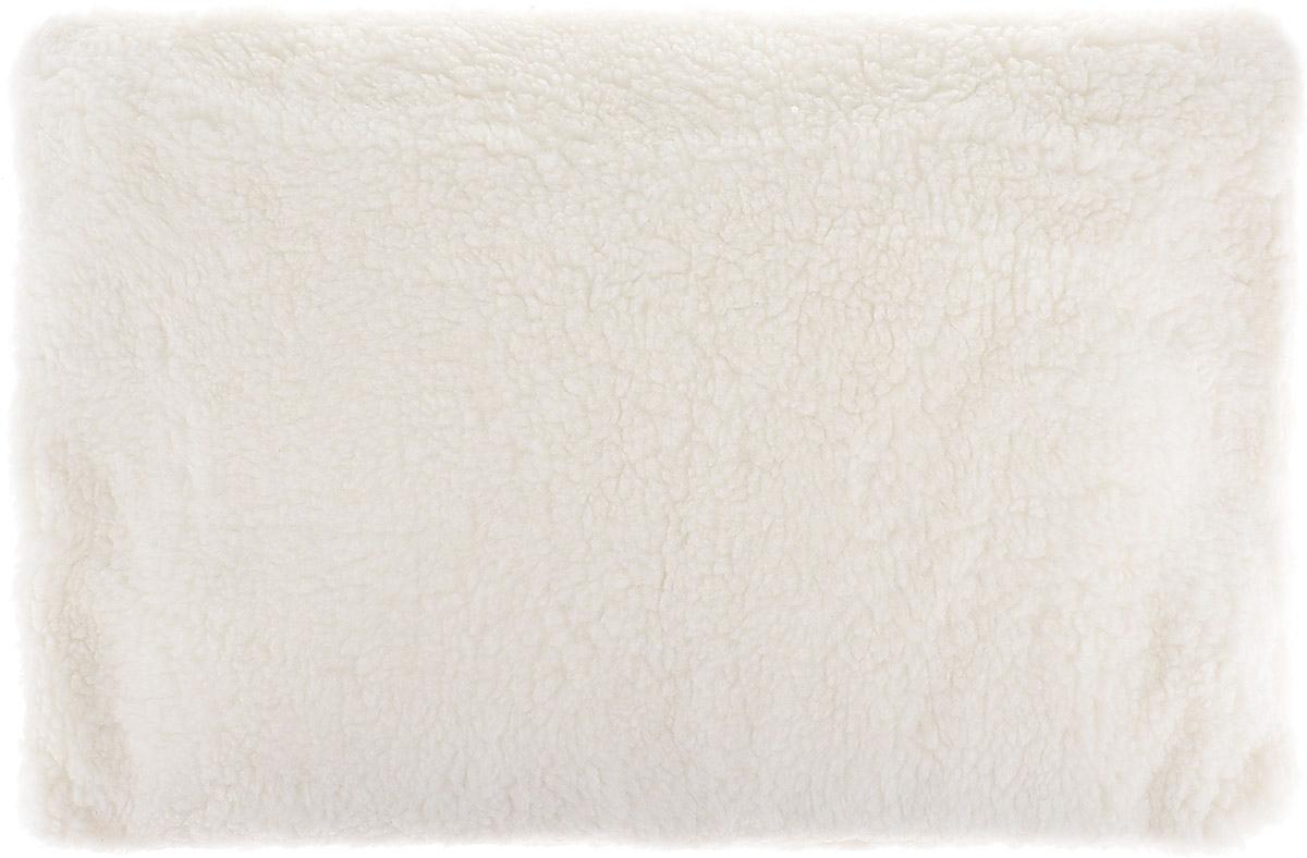Подушка Bio-Textiles Здоровый сон, наполнитель: лузга гречихи, 40 х 60 см подушки bio textiles подушка здоровый сон с искусственным лебяжьим пухом и овечьим мехом размер 40х40