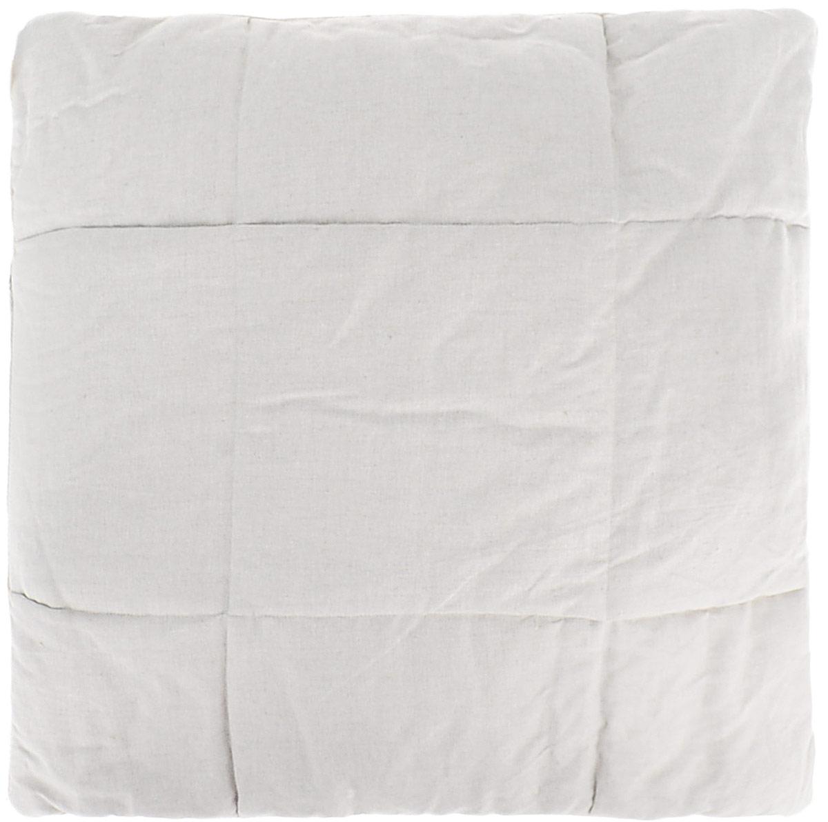 Подушка Bio-Textiles Полезный сон, наполнитель: лузга гречихи, 70 х 70 см подушки bio textiles подушка здоровый сон с искусственным лебяжьим пухом и овечьим мехом размер 40х40
