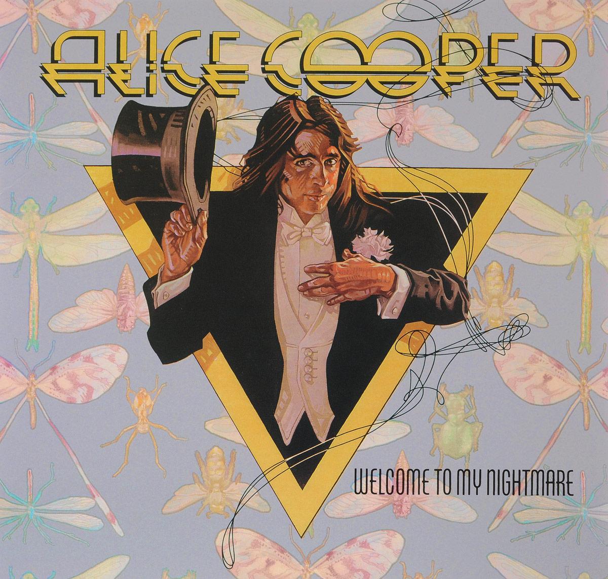 Элис Купер Alice Cooper. Welcome To My Nightmare (LP) элис купер alice cooper trash