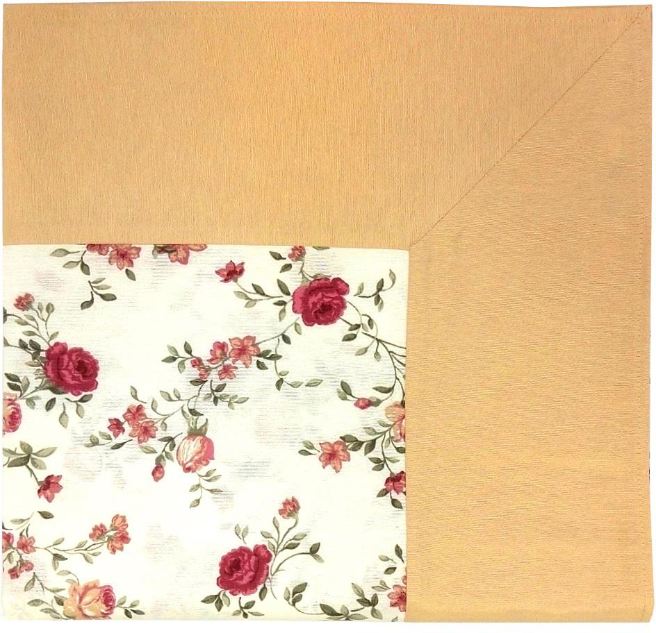 Скатерть Altali Жасмин, 170 х 170 см. P744-1810/1P744-1810/1Скатерть с рисунком из новой коллекции Altali изготовлена из натуральной плотной испанскойткани (хлопок). Высокие экологические свойства ткани позволяют использовать изделие нетолько в качестве декоративного оформления, но и для сервировки обеденного стола. Дизайнскатерти удачно сочетается с остальными элементами коллекции, а также с однотоннымикомпаньонами. Скатерть имеет универсальный размер и красиво смотрится как на круглом,овальном, так и на прямоугольном столе.