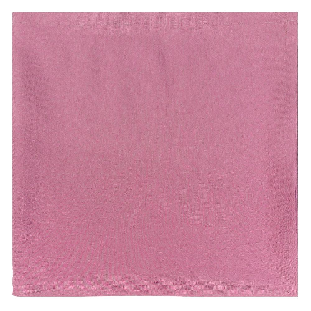 Скатерть Altali, квадратная, цвет: сиреневый, 170 х 170 смP734-Z131/1Однотонная скатерть из новой коллекции Altali изготовлена из натуральной плотной испанской ткани (100% хлопок). Высокие экологические свойства ткани позволяют использовать изделие не только в качестве декоративного оформления, но и для сервировки обеденного стола. Скатерть хорошо сочетается с другими элементами кухонного текстиля и имеет универсальный размер. Красиво смотрится как на круглом, овальном, так и на прямоугольном столе.