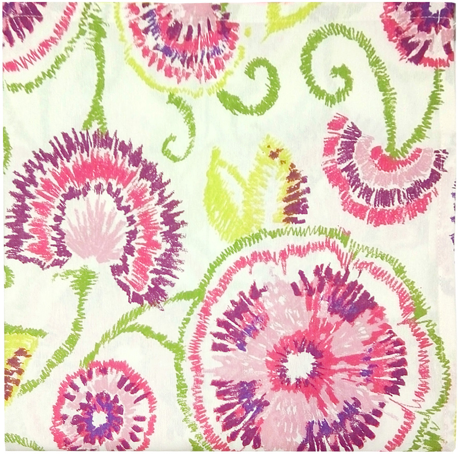 Скатерть Altali Sabrina Lila, 170 х 170 см. P734-1825/1P734-1825/1Скатерть с рисунком из новой коллекции Altali изготовлена из натуральной плотной испанскойткани (хлопок). Высокие экологические свойства ткани позволяют использовать изделие нетолько в качестве декоративного оформления, но и для сервировки обеденного стола. Дизайнскатерти удачно сочетается с остальными элементами коллекции, а также с однотоннымикомпаньонами. Скатерть имеет универсальный размер и красиво смотрится как на круглом,овальном, так и на прямоугольном столе.