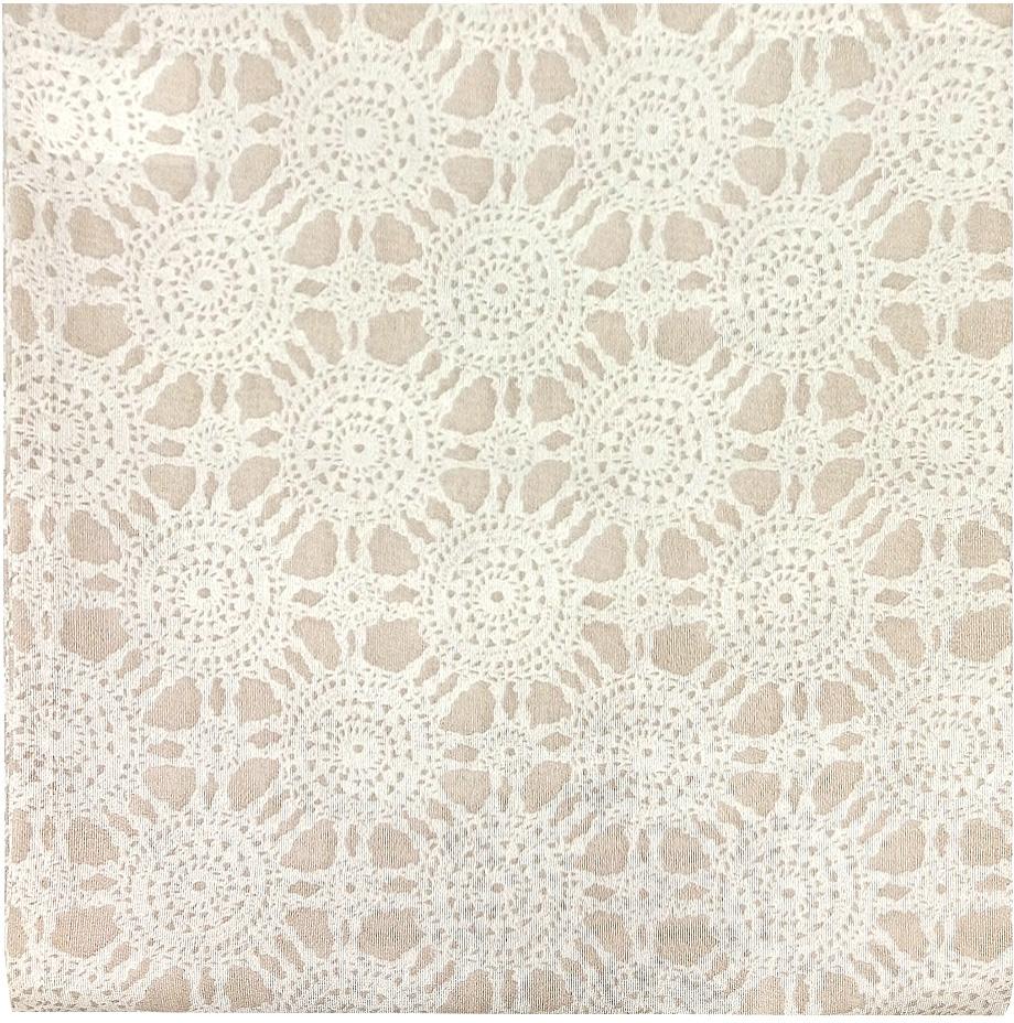 Скатерть Altali Риолис, 170 х 170 см. P734-1817/1P734-1817/1Скатерть с рисунком Altali изготовлена из натуральной плотной испанскойткани (хлопок). Высокие экологические свойства ткани позволяют использовать изделие нетолько в качестве декоративного оформления, но и для сервировки обеденного стола. Дизайнскатерти удачно сочетается с остальными элементами коллекции, а также с однотоннымикомпаньонами. Скатерть имеет универсальный размер и красиво смотрится как на круглом,овальном, так и на прямоугольном столе.