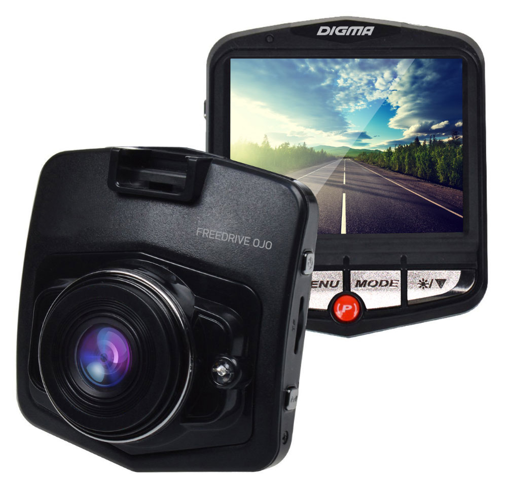 Digma FreeDrive OJO видеорегистратор
