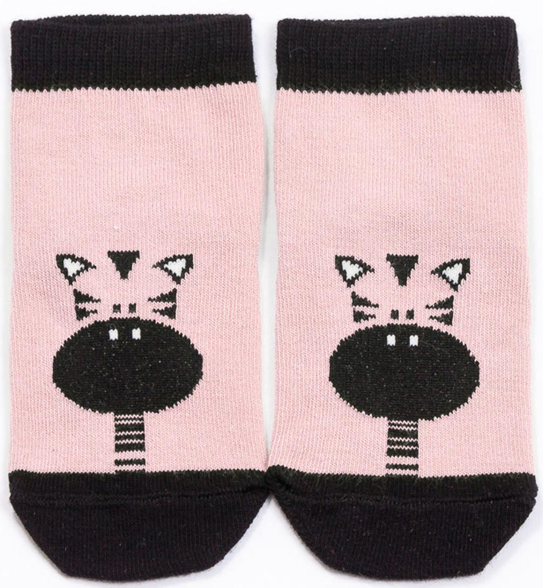 Носки детские Mark Formelle, цвет: светло-розовый. 400K-461_B3-6400K. Размер 28/30400K-461_B3-6400K