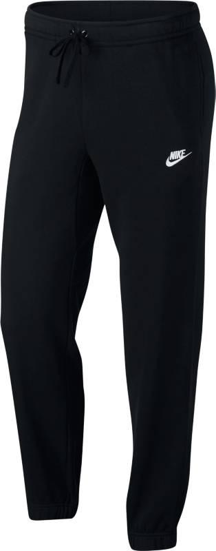 Фото Брюки спортивные мужские Nike Sportswear Pant, цвет: черный. 806676-010. Размер XL (52/54)