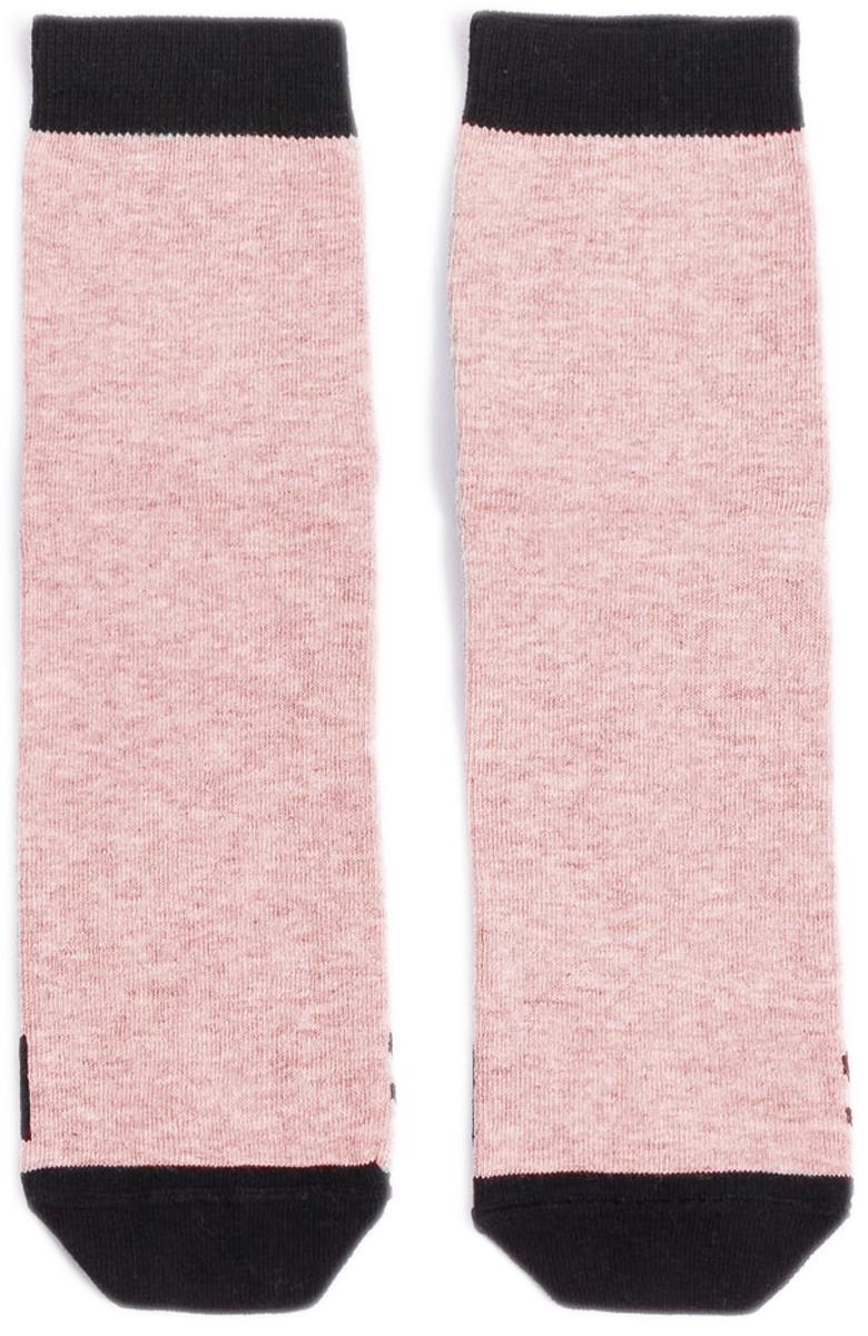 Носки детские Mark Formelle, цвет: розовый меланж. 400K-436_B3-6400K. Размер 28/30400K-436_B3-6400KМягкие детские носки Mark Formelle изготовлены из хлопка с добавлением полиамида и эластана. Ткань очень приятная на ощупь, хорошо тянется, не деформируясь. Эластичная резинка мягко облегает ножку ребенка, обеспечивая удобство и комфорт. Удобные и прочные носочки станут отличным дополнением к детскому гардеробу.