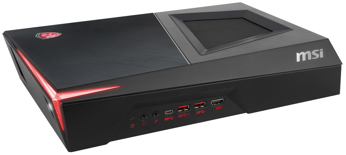 MSI Trident 3 VR7RD-250RU, Black настольный компьютер системный блок игровой msi trident 3 vr7rc 249ru
