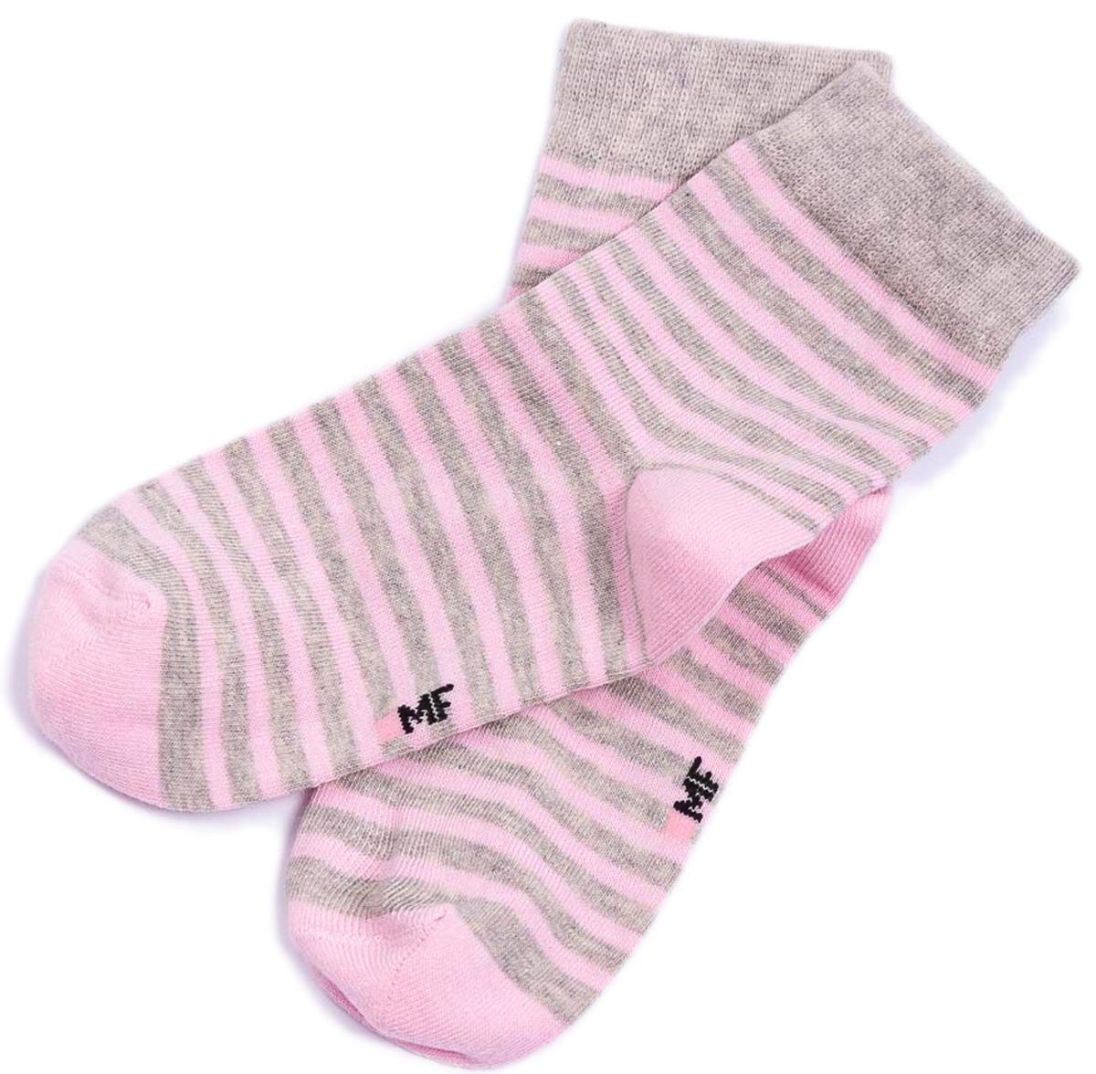 Носки детские Mark Formelle, цвет: розовый. 400K-374_B4-6400K. Размер 37/38