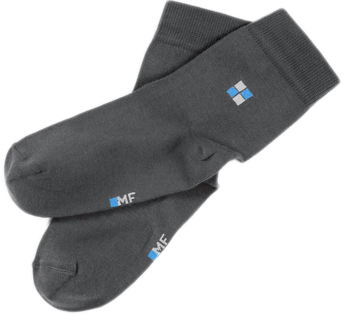 Носки детские Mark Formelle, цвет: серый. 400K-262_B3-6400K. Размер 25/27
