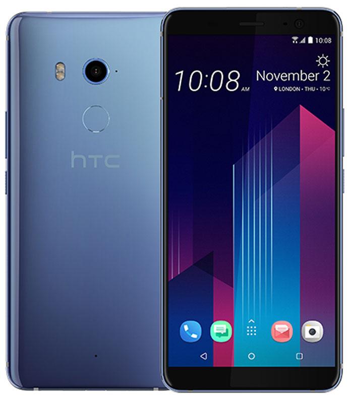 HTC U11+ 128GB, Amazing Silver99HANE053-00HTC U11+ с узким экраном с диагональю 6 и соотношением сторон два к одному легко ложится в руку. Оноснащён ещё более ёмким аккумулятором почти в 4 000 мАч. Тонкий узкий корпус HTC U11+ стал ещё болееводонепроницаемым и выполнен в полупрозрачном переливающемся дизайне.Чем больше экран, тем приятнее на нем смотреть фильмы и играть в игры. Соотношение сторон 18:9 позволяетиспользовать большой экран и при этом сохранить корпус компактным и тонким, чтобы смартфон комфортнолежал в ладони.Аккумулятор HTC U11+ обладает большей ёмкостью по сравнению большинством устройств HTC предыдущегопоколения и обеспечивает более длительное (до 30%) время работы без подзарядки. В твоих руках смартфон, скоторым ты переделаешь ещё больше дел и останешься на связи ещё дольше.Экран был специально разработан для поддержки стандарта цветового пространства DCI-P3, используемого вцифровых кинотеатрах. Это самый яркий дисплей, который когда-либо устанавливали на смартфоны HTC, сболее широкой цветовой гаммой и невероятной точностью цветопередачи. HTC U11+ также поддерживаетвидео HDR10, делая визуальный ряд еще более притягательным.Edge Sense позволит тебе получить доступ к любому приложению, снимать фото и видео, вызывать голосовогоассистента и работать со многими другими функциями путем простого сжатия боковых граней смартфона. Дажепод дождём.Первоклассная основная камера 12 МП UltraPixel 3 обеспечит впечатляющее качество каждого кадра. Системаоптической и электронной стабилизации позволит делать резкие снимки без смазанностей.Новая фронтальная камера 8 МП, также как и основная, может похвастаться мощной функцией HDR Boost итехнологией шумоподавления. Отличные селфи с чёткими деталями и яркими цветами – даже в условияхнедостаточного освещения.В HTC U11+ встроена система автофокусировки по всей площади сенсора, подобная той, которая используетсяв лучших DSLR камерах. Лови кадры на головокружительной скорости.Улучшенный дизайн динамиков использует весь корп