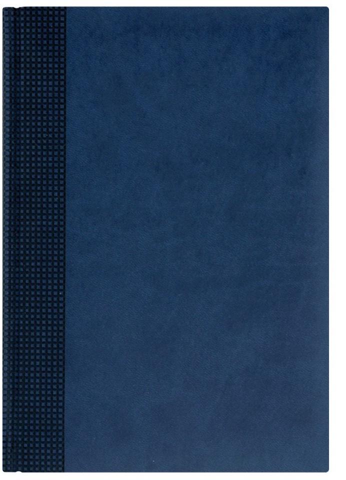 Nazarenogabrielli Ежедневник недатированный Velvet цвет синий XX05451220-030