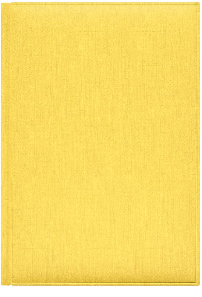 Nazarenogabrielli Ежедневник недатированный Frame цвет желтый