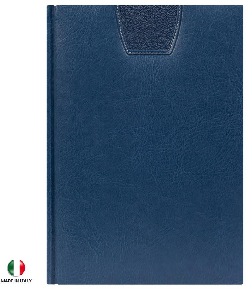 Nazarenogabrielli Ежедневник недатированный Shia цвет синий XX0545126X-051XX0545126X-051Обложка ежедневника Shia создана специально для истинных ценителей классических моделей. Превосходное качество в сочетании со строгим дизайном - беспроигрышный вариант.Ежедневник недатированный Shia выполнен из мягкого, приятного на ощупь материала синего цвета. Внутренний блок выполнен из офсетной бумаги.С удобным и красивым ежедневником даже самый напряженный и запутанный трудовой график станет более простым и понятным.