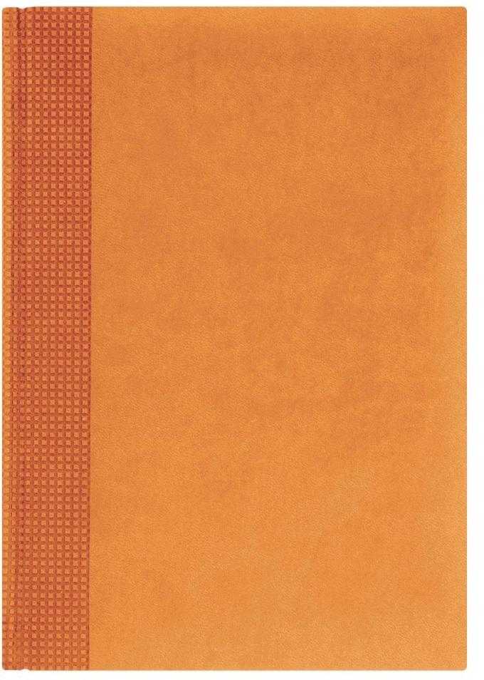 Nazarenogabrielli Ежедневник недатированный Velvet цвет оранжевый XX05451220-430-ITXX05451220-430-ITОбложка ежедневника Velvet создана специально для истинных ценителей классических моделей. Превосходное качество в сочетании со строгим дизайном - беспроигрышный вариант.Ежедневник недатированный Velvet выполнен из мягкого, приятного на ощупь материала. Обложка декорирована вертикальным рельефным орнаментом в форме шашечек. С удобным и красивым ежедневником даже самый напряженный и запутанный трудовой график станет более простым и понятным.