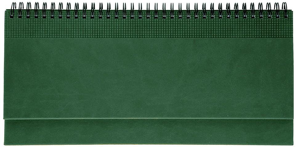 Nazarenogabrielli Планинг недатированный Velvet цвет зеленыйXX05496810-141Гладкий, матовый материал с основой под нубук. Общий цветовой фон ровный, слегка проступает мельчайший «кожаный» рисунок на полтона светлее. Обложка декорирована вертикальным рельефным орнаментом в форме шашечек.