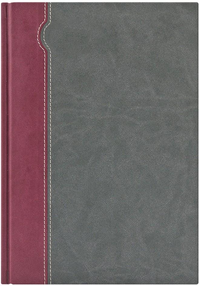 Nazarenogabrielli Ежедневник недатированный Report цвет серый XX0545128B-AJ1