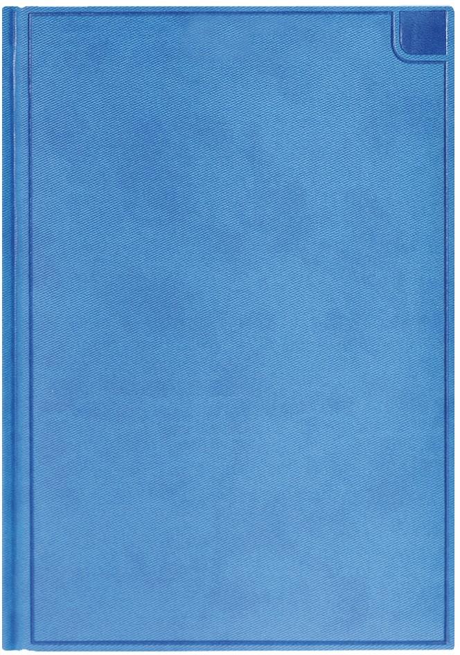 Nazarenogabrielli Ежедневник недатированный Rigel цвет голубойXX0545122B-050/19-ITОбложка ежедневника Rigel создана специально для истинных ценителей классических моделей. Превосходное качество в сочетании со строгим дизайном - беспроигрышный вариант.Ежедневник недатированный Rigel выполнен из мягкого, приятного на ощупь материала голубого цвета. Внутренний блок выполнен из офсетной бумаги.С удобным и красивым ежедневником даже самый напряженный и запутанный трудовой график станет более простым и понятным.