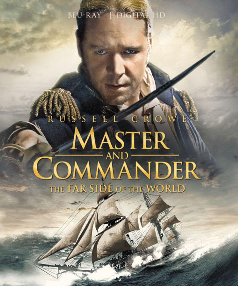 Хозяин морей:  На краю Земли (Blu-ray) 20th Century Fox,Miramax Films,Universal Pictures,Samuel Goldwyn Films