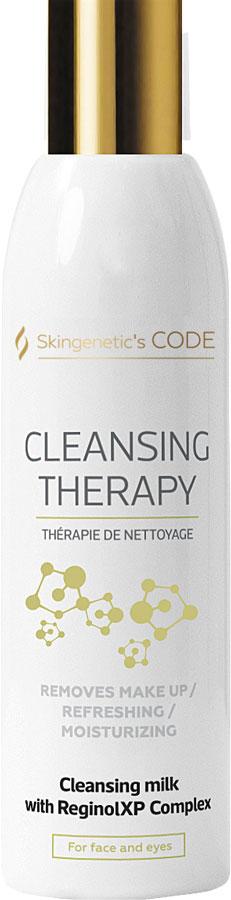 Skingenetic's CODE Очищающее молочко для лица Cleansing Milk, 200 мл - Косметика по уходу за кожей