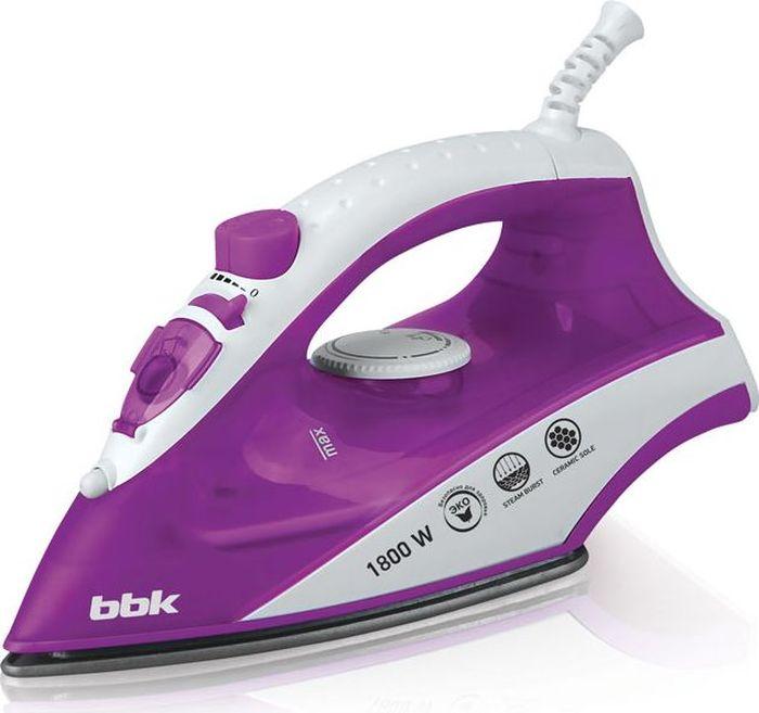 BBK ISE-1802, Violet утюг