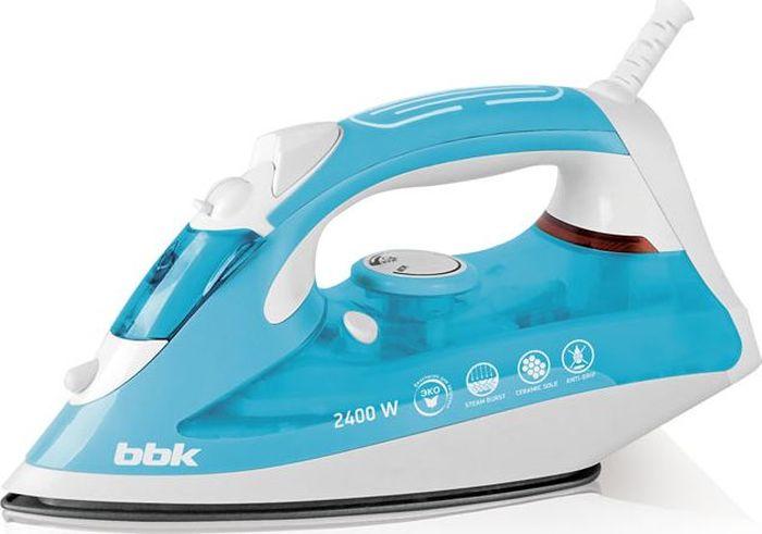 BBK ISE-2400, Turquoiseутюг
