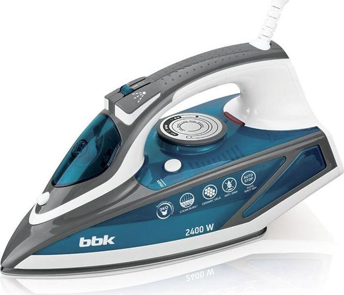 BBK ISE-2402, Blue утюг