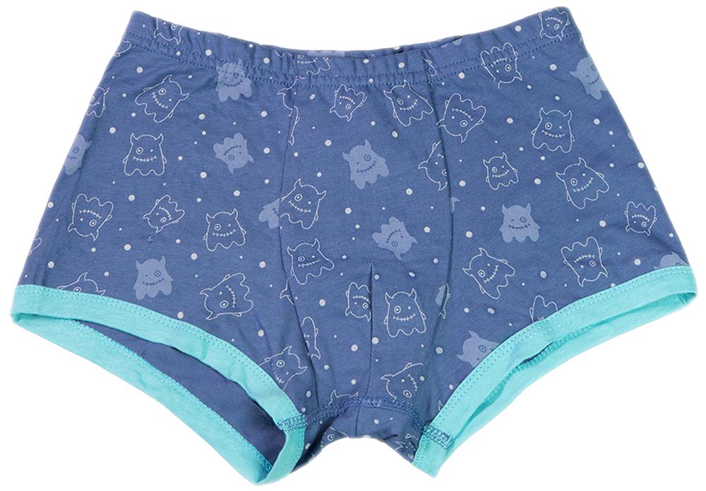 Трусы для мальчика Mark Formelle, цвет: синий. 1656-0. Размер 146 трусы donella для мальчика цвет синий голубой