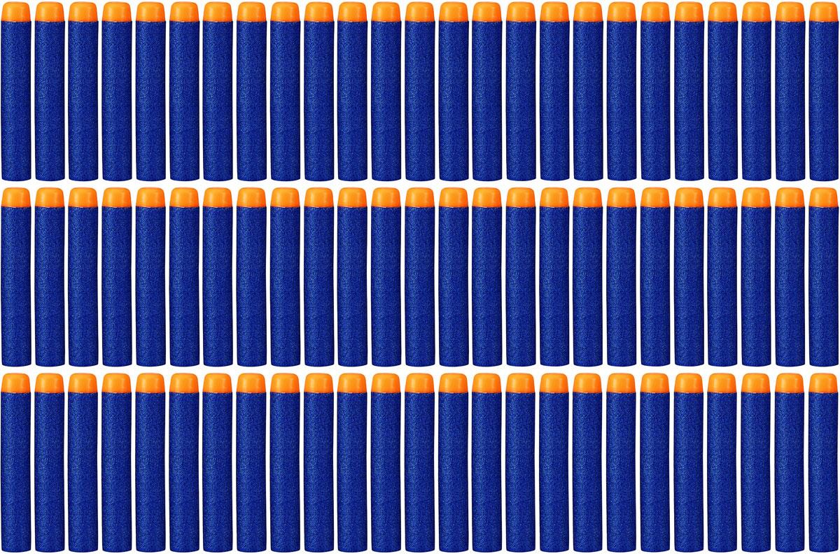 Nerf Набор стрел Нерф Элит 75 шт игровой набор hasbro nerf мега 20 стрел которые подходят к любому бластеру серии мега b0085