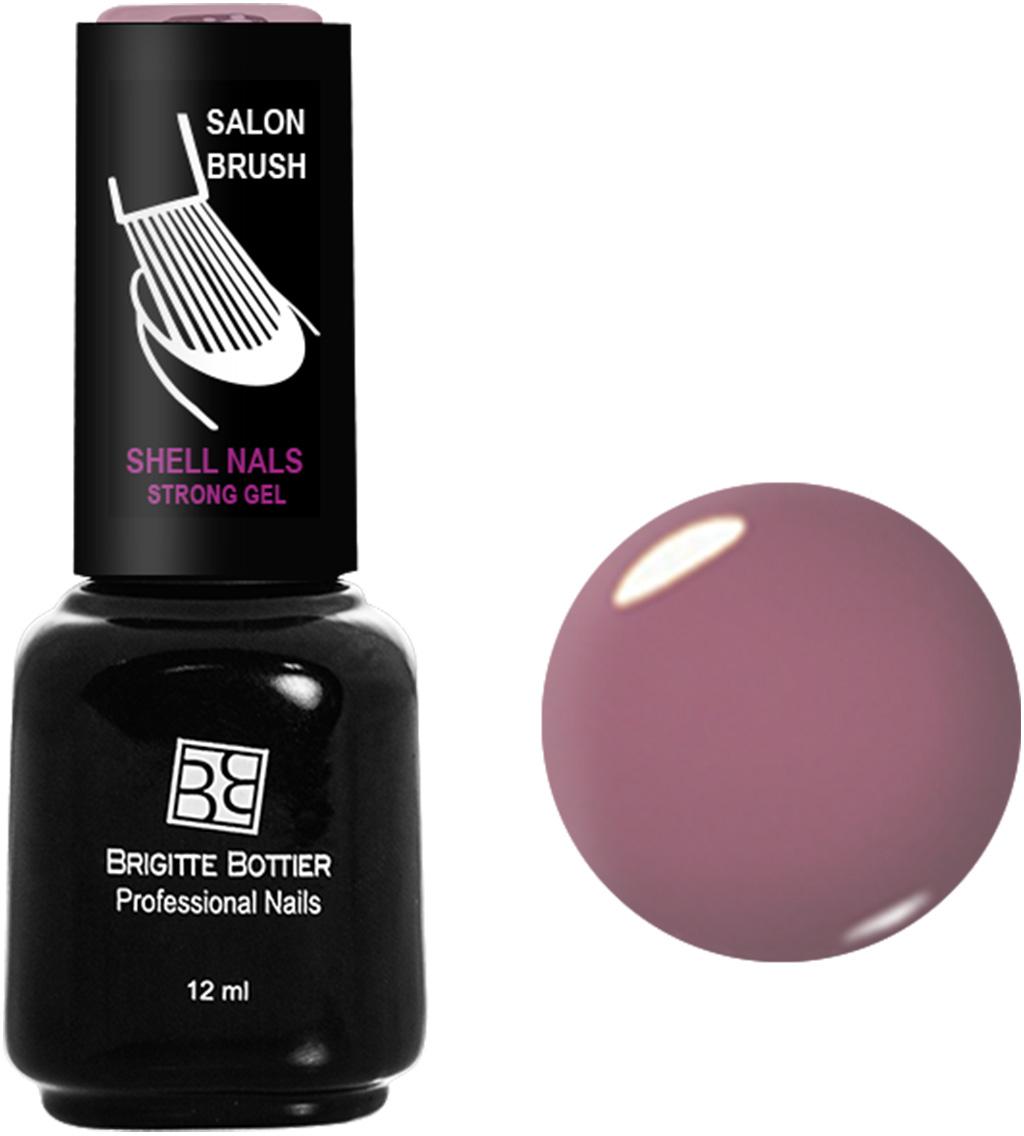 Brigitte Bottier лак для ногтей гелевый Shell Nails тон 920 розовый мокко, 12 млBB-SN 920Покрытие Shell Nails соединяет лучшие качества геля и лака: быстро и ровно наносится, прекрасно выглядит, совершенно не боится повреждений, снимается без малейшего вреда для ногтевых пластин. Стойкое покрытие Shell Nails имеет классический блеск, насыщенный цвет и отличается невероятной прочностью.