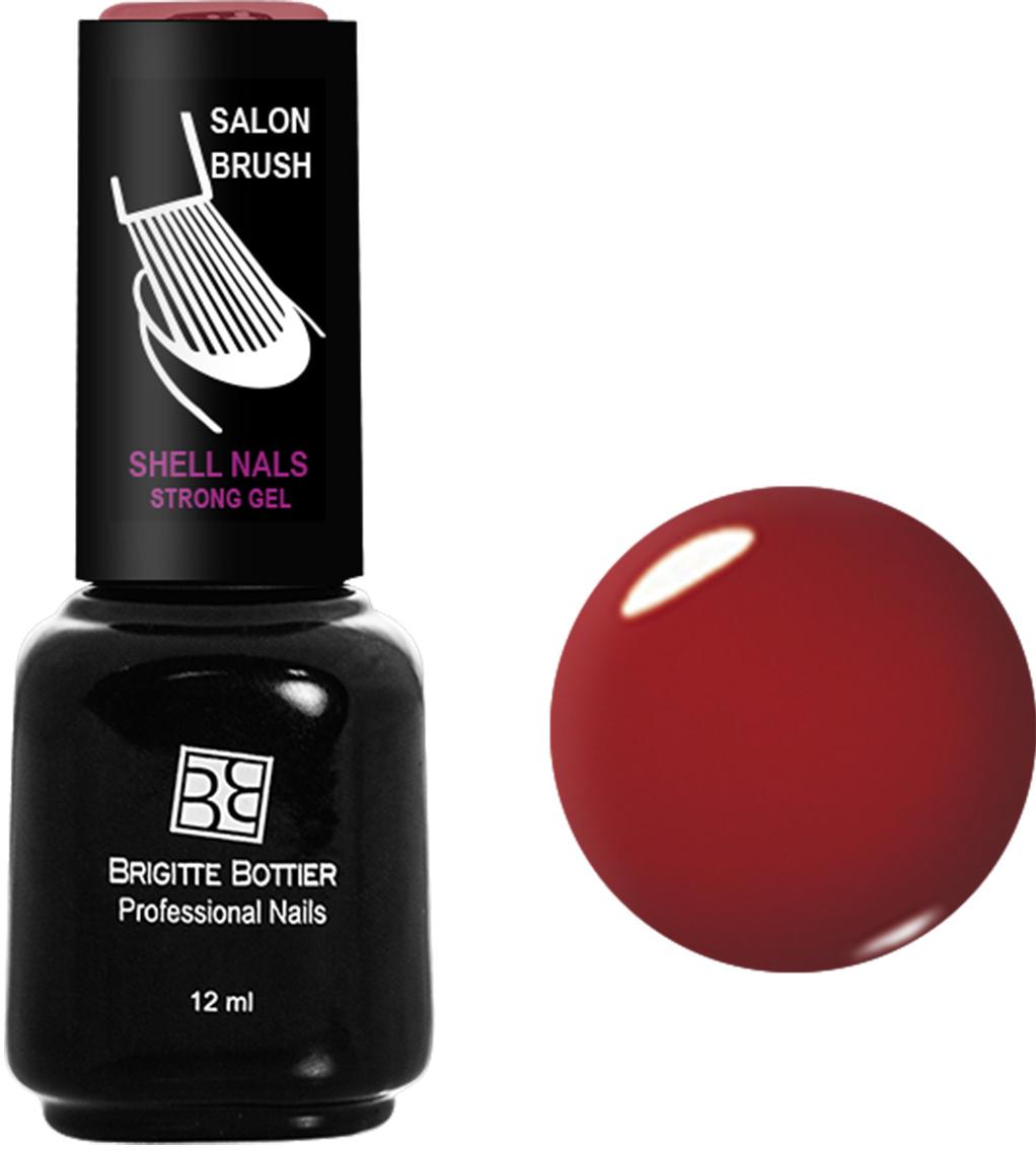 Brigitte Bottier лак для ногтей гелевый Shell Nails тон 929 красное дерево, 12 млBB-SN 929Покрытие Shell Nails соединяет лучшие качества геля и лака: быстро и ровно наносится, прекрасно выглядит, совершенно не боится повреждений, снимается без малейшего вреда для ногтевых пластин. Стойкое покрытие Shell Nails имеет классический блеск, насыщенный цвет и отличается невероятной прочностью.