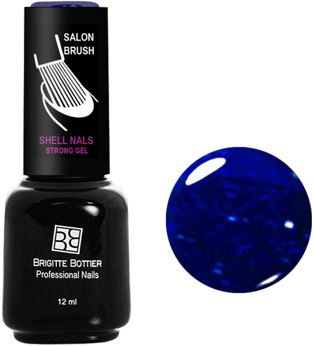 Brigitte Bottier лак для ногтей гелевый Shell Nails тон 931 галактика, 12 млBB-SN 931Покрытие Shell Nails соединяет лучшие качества геля и лака: быстро и ровно наносится, прекрасно выглядит, совершенно не боится повреждений, снимается без малейшего вреда для ногтевых пластин. Стойкое покрытие Shell Nails имеет классический блеск, насыщенный цвет и отличается невероятной прочностью.