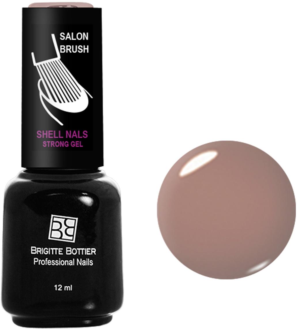 Brigitte Bottier лак для ногтей гелевый Shell Nails тон 962 кремово-розовый, 12 млBB-SN 962Покрытие Shell Nails соединяет лучшие качества геля и лака: быстро и ровно наносится, прекрасно выглядит, совершенно не боится повреждений, снимается без малейшего вреда для ногтевых пластин. Стойкое покрытие Shell Nails имеет классический блеск, насыщенный цвет и отличается невероятной прочностью.
