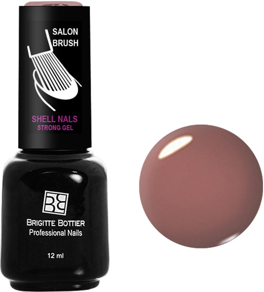 Brigitte Bottier лак для ногтей гелевый Shell Nails тон 968 коричнево-розовый, 12 млBB-SN 968Покрытие Shell Nails соединяет лучшие качества геля и лака: быстро и ровно наносится, прекрасно выглядит, совершенно не боится повреждений, снимается без малейшего вреда для ногтевых пластин. Стойкое покрытие Shell Nails имеет классический блеск, насыщенный цвет и отличается невероятной прочностью.