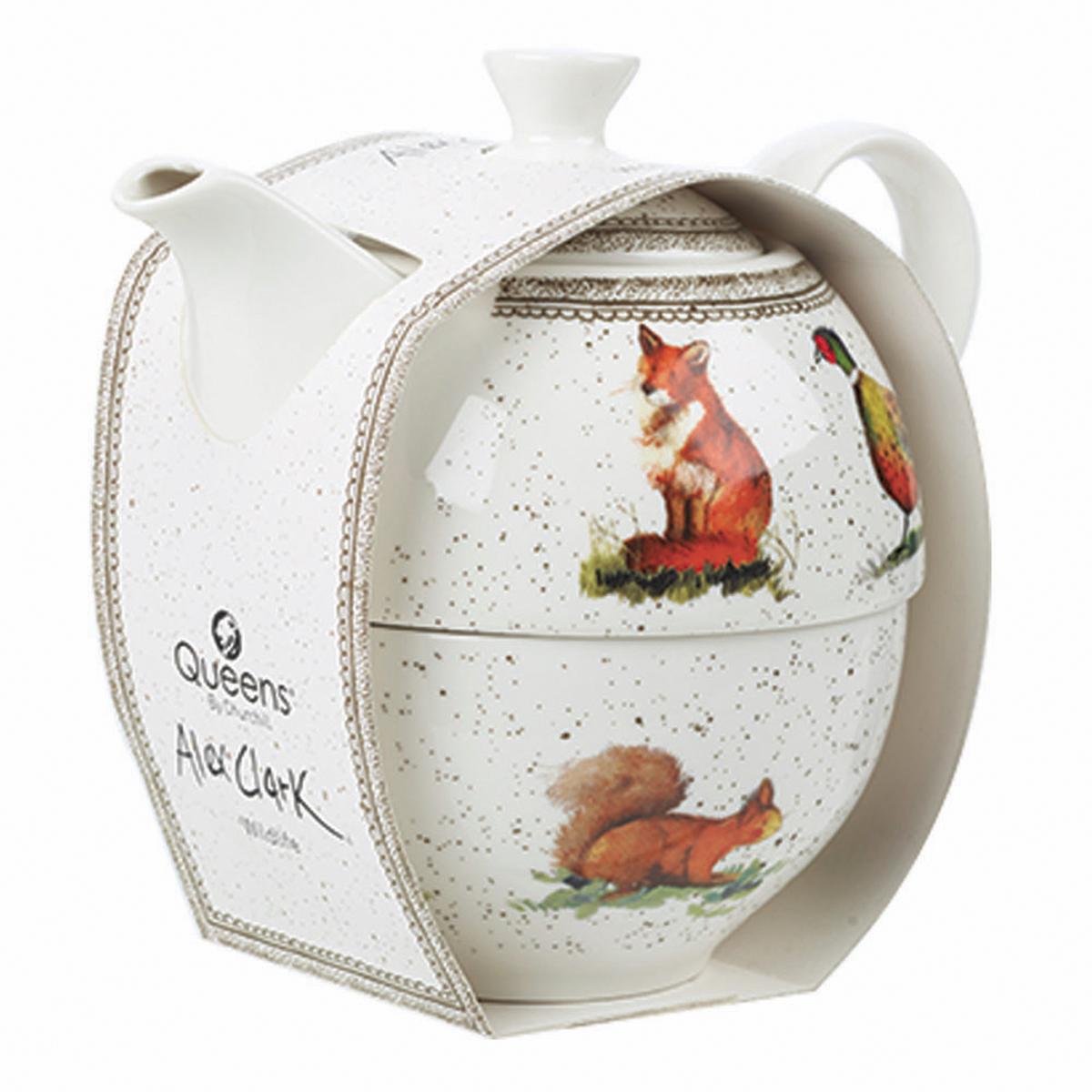 Набор чайный Churchill, 2 предмета набор чайный дуэт живая природа ромашка 2 4 200мл стекло
