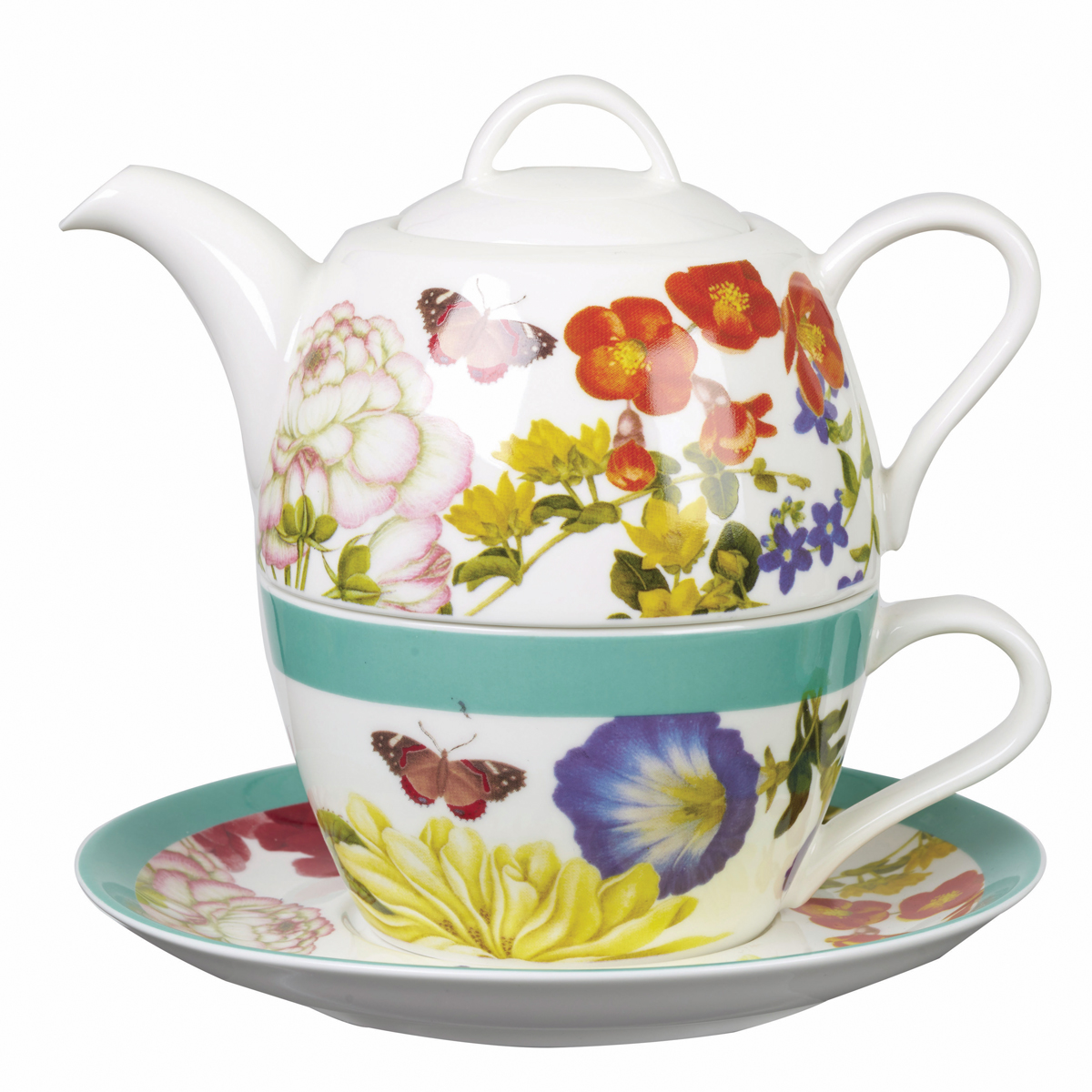 Набор чайный Churchill, 3 предмета набор чайный churchill пляжный отдых 3 предмета