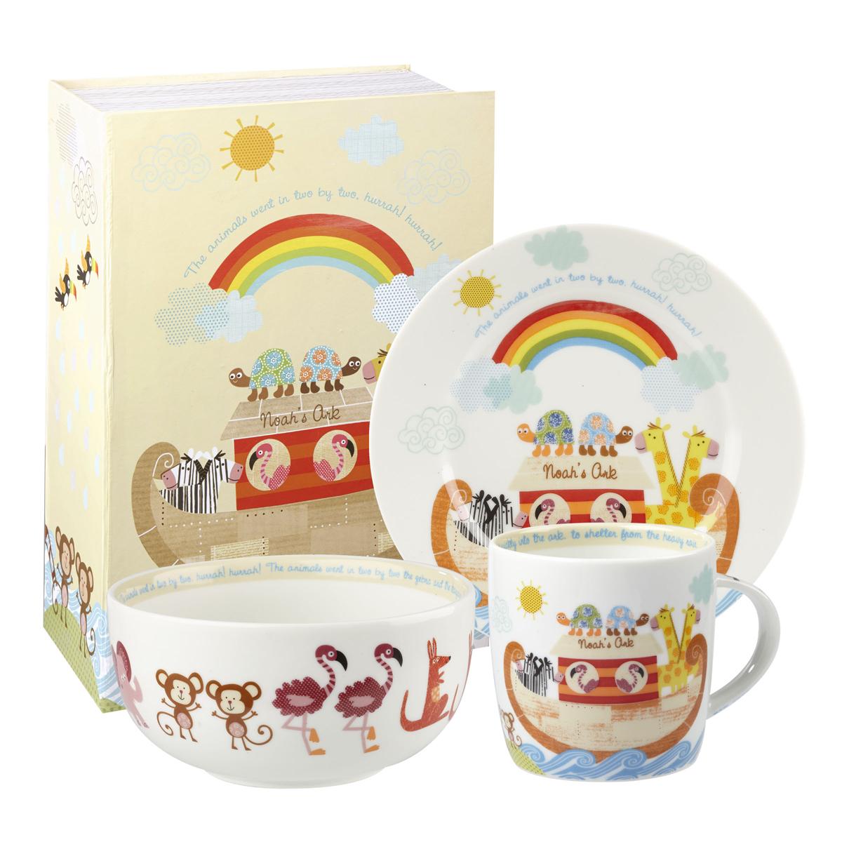 Набор посуды Churchill, 3 предмета кружки из императорского фарфора купить в спб