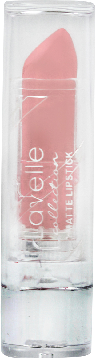 LavelleCollection помада для губ матовая LS-09/08 тон 01 нежный розовый, 16 г