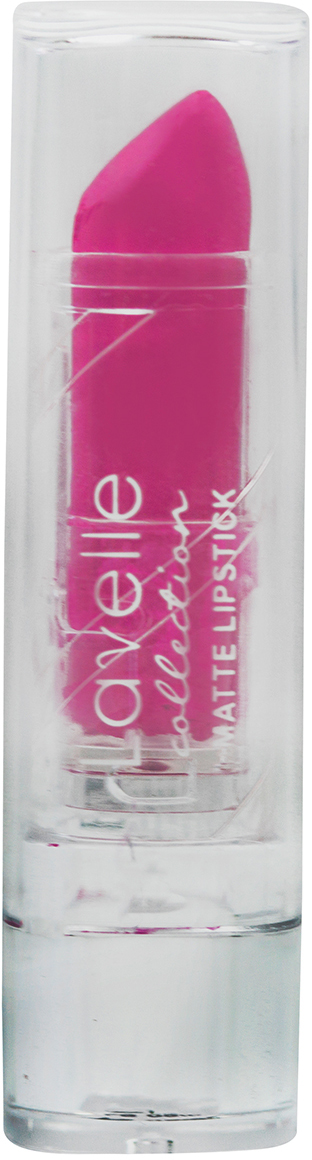 LavelleCollection помада для губ матовая LS-09/08 тон 06 лиловая роза, 3,8 г