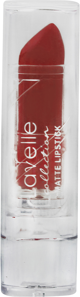 LavelleCollection помада для губ матовая LS-09/08 тон 08 классический красный, 3,8 г