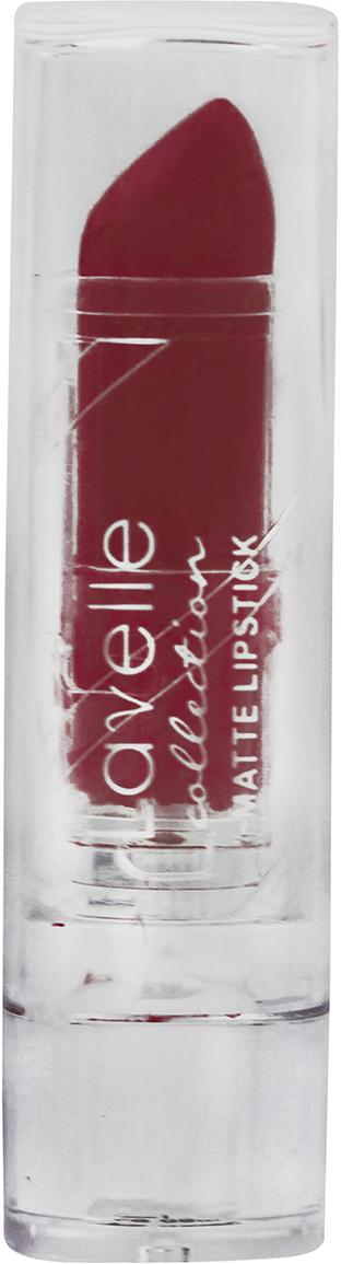 LavelleCollection помада для губ матовая LS-09/08 тон 09 бордовый, 3,8 г