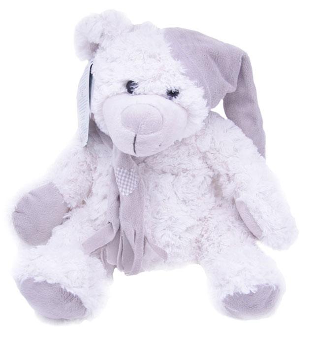 Magic Bear Toys Мягкая игрушка Мишка Смит в шапке и шарфе 28 см 1 piece light brown high quality low price stuffed plush toys large size100cm teddy bear 1m big bear doll lovers birthday gift