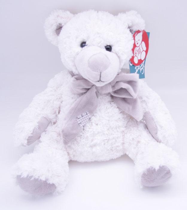 Magic Bear Toys Мягкая игрушка Мишка Сэмюэл в шарфе 28 см 1 piece light brown high quality low price stuffed plush toys large size100cm teddy bear 1m big bear doll lovers birthday gift