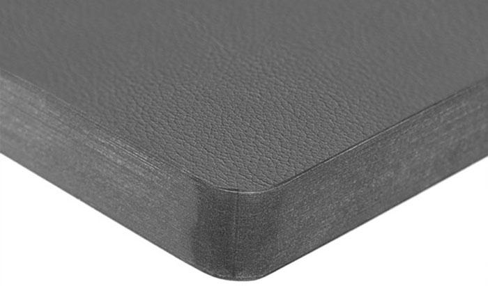 Hatber Бизнес-блокнот Лайт Majestic 128 листов в клетку цвет серый 4435244352Обложка - интегральный переплет, метализированный картон, упаковка индивидуальная.