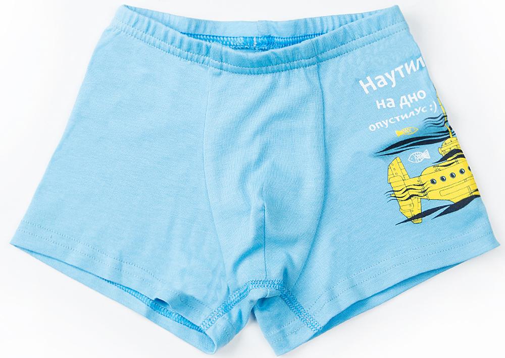 Трусы для мальчика Mark Formelle, цвет: голубой. 2720-0. Размер 164 трусы donella для мальчика цвет синий голубой