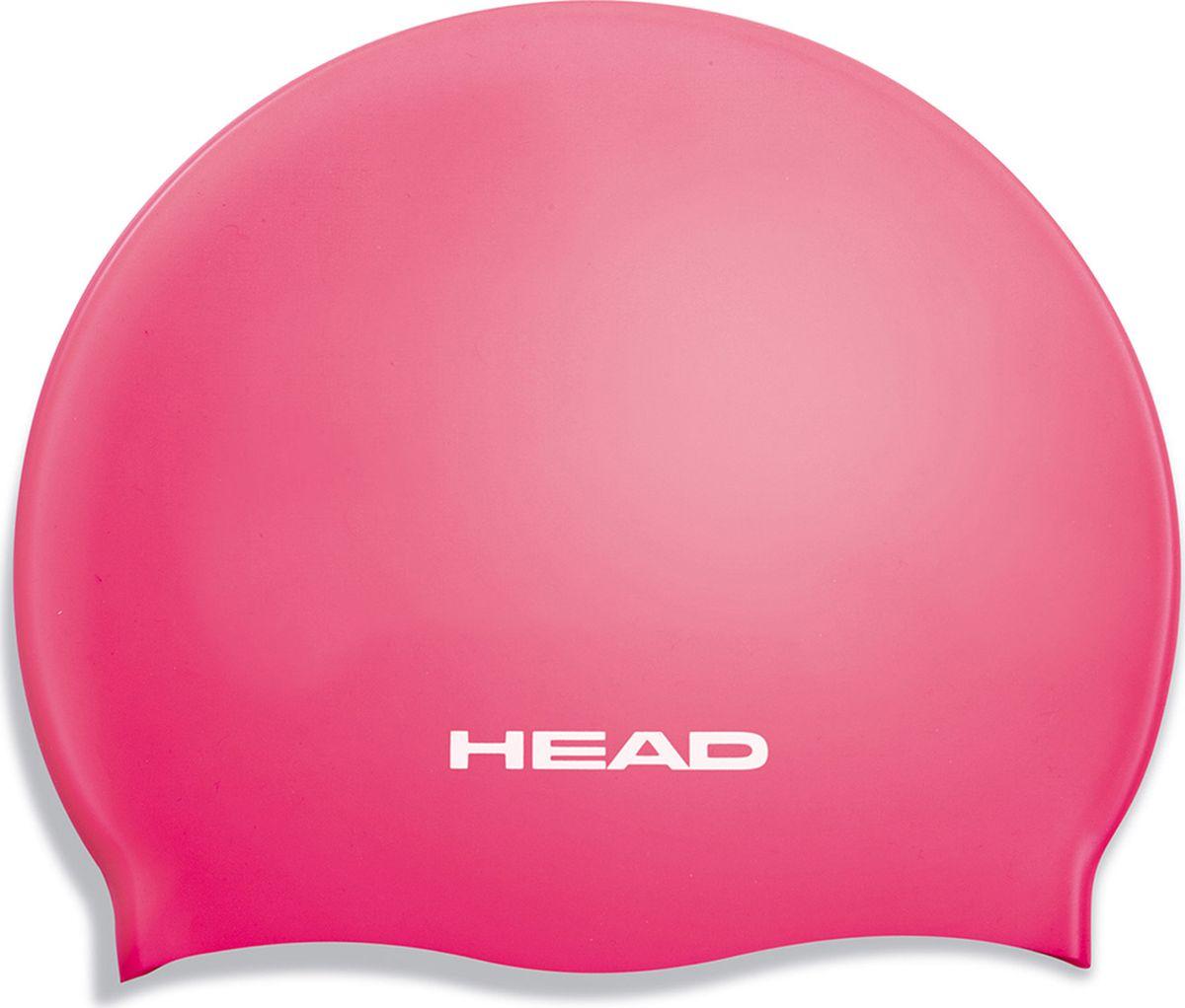 Шапочка для плавания детская HEAD Silicone Flat Jr, цвет: розовый455006Шапочка для плавания детская HEAD Silicone Flat Jr, выполненная из силикона, плотно облегаетголову, обеспечивая комфортную и надежную посадку. Эта шапочка помогает уменьшитьсопротивление и увеличить мотивацию с помощью оригинального дизайна.