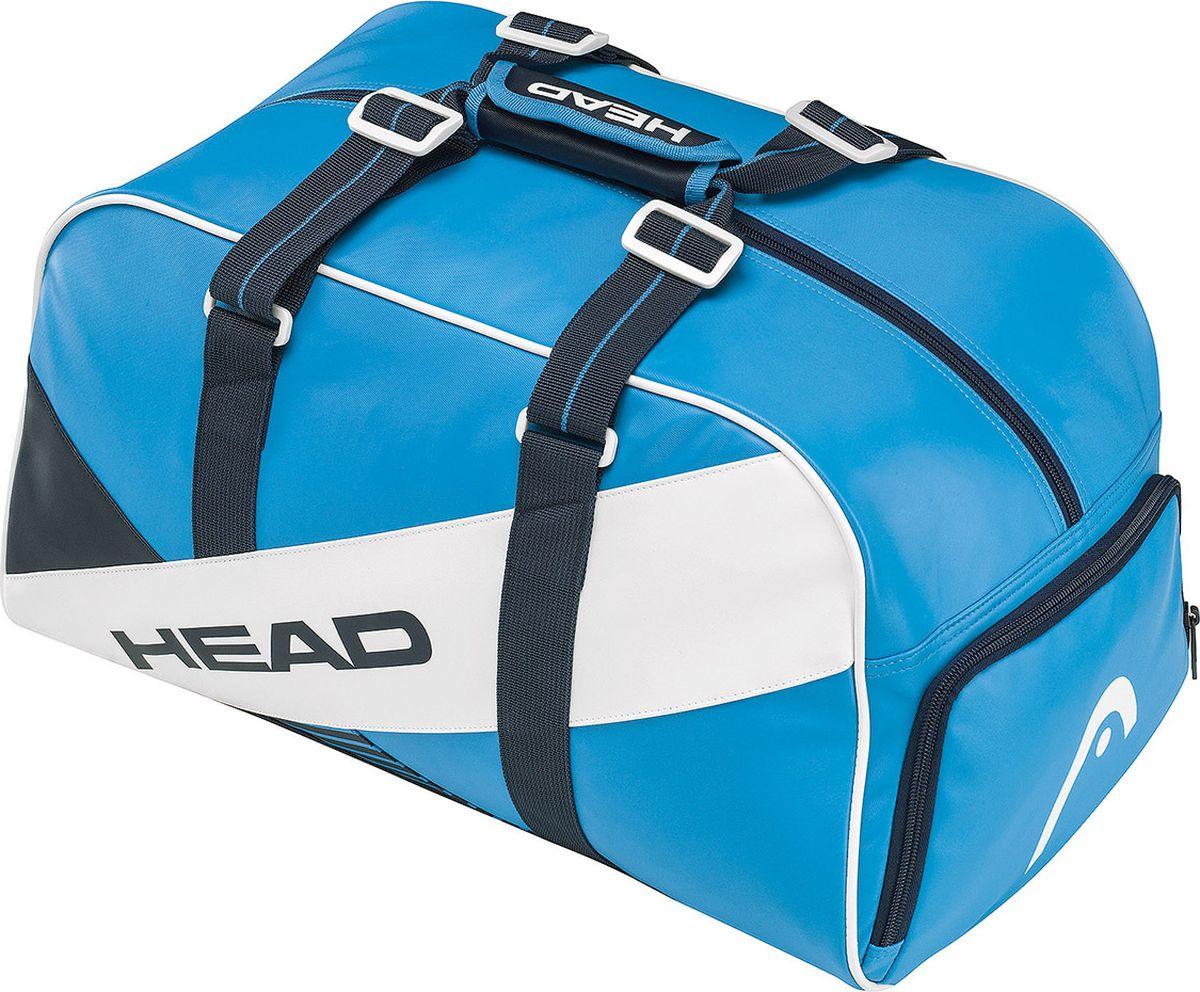 Сумка спортивная HEAD 4 Major Club Bag (BLBL - Australian Open)283156Спортивная сумка, посвященная турниру Australian Open.
