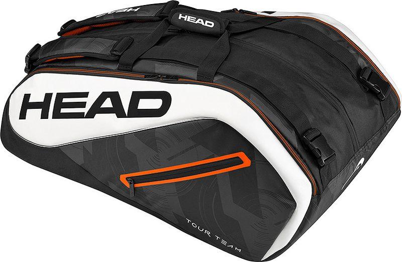 Сумка теннисная HEAD Tour Team 12R Monstercombi, на 12 ракеток